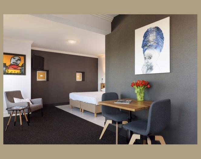 Hotel interieur ontwerp de keyser breda door meuviro for Interieur ontwerp