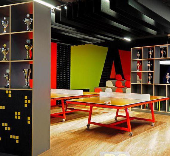 Hotel inrichting Ibis budget Amstelveen
